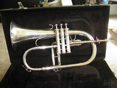 Benge flugel horn #5 bell
