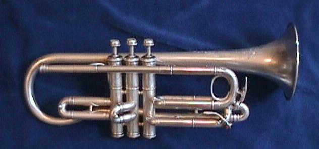 holton cornet